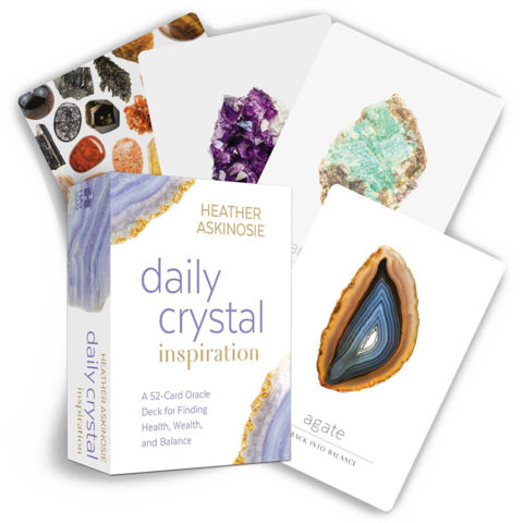 Buy Crystals Online | CARRIE ANN INABA